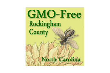 GMO-Free Rockingham County NC